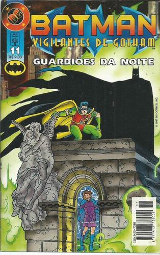 Imagem 1 de 1 de Batman Vigilantes De Gotham 11
