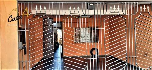Sobrado Frontal Com 2 Dormitórios À Venda Por R$ 450.000,00 - Jardim Pedro José Nunes - São Paulo/sp - So0320