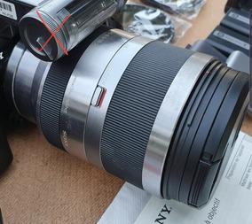 Lente Sony Alpha Nex 18 200 E-mount Sel18-200 - Usada