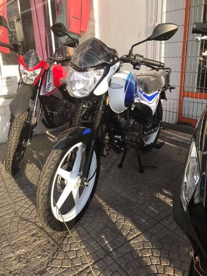 Euromot Rex 150