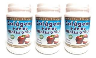 Colageno Acido Hialuronico Pretty Bee 1 Kg(3 Pzs) Envio Full