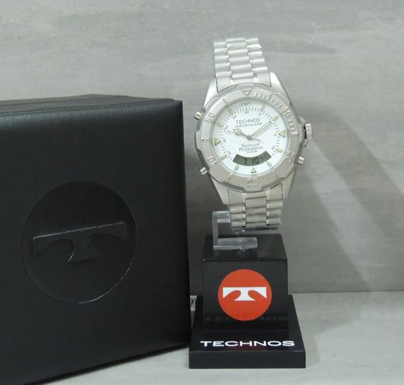 Relógio Technos Skydiver Masculino T20562/1b - Nota Fiscal