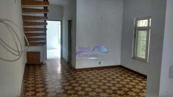 Sobrado Com 3 Dormitórios Para Alugar, 150 M² Por R$ 2.000,00/mês - Cidade São Mateus - São Paulo/sp - So0036