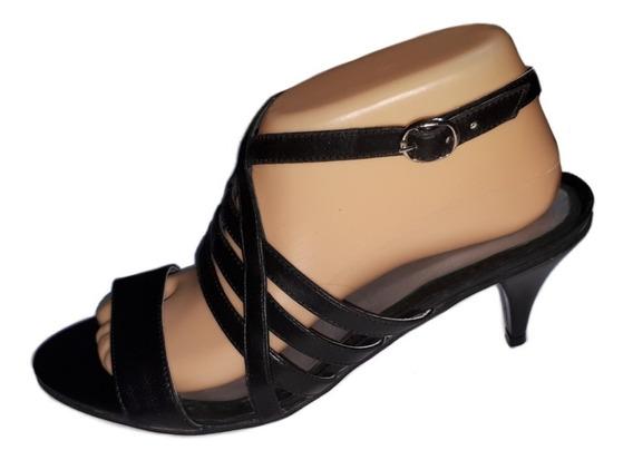 Sandalias De Mujer Con Taco
