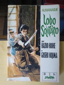 Almanaque Lobo Solitário 1 - Ed. Sampa - 256 Páginas