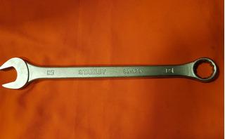 Llave Combinada Stanley 25 Mm 86-625