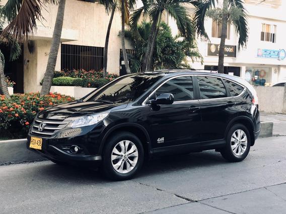 Increible Honda Crv Exl 2014 4 Puertas