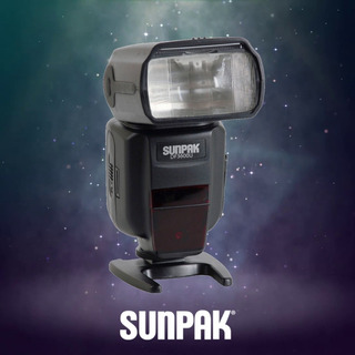 Flash Ttl Automatico Canon Nikon Sunpak Df3600u - Inteldeals