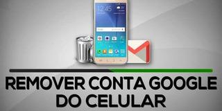 Remover Conta Google Samsung