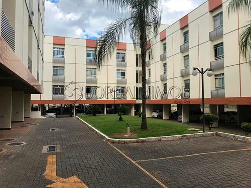Kitnet Para Aluguel No Condomínio Master Place, Com 1 Vaga De Garagem!  - Villa127643