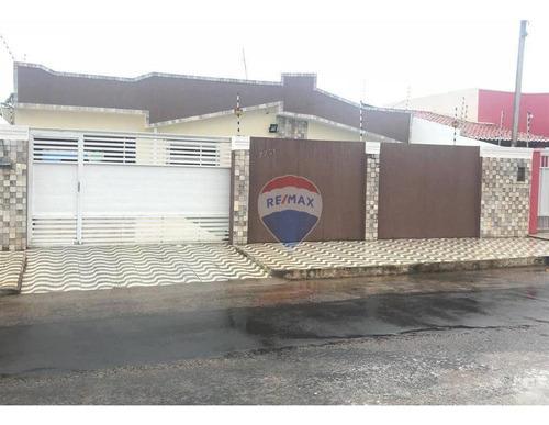 Casa Com 3 Dormitórios À Venda, 152 M²  - Pitimbu - Natal/rn - Ca0035