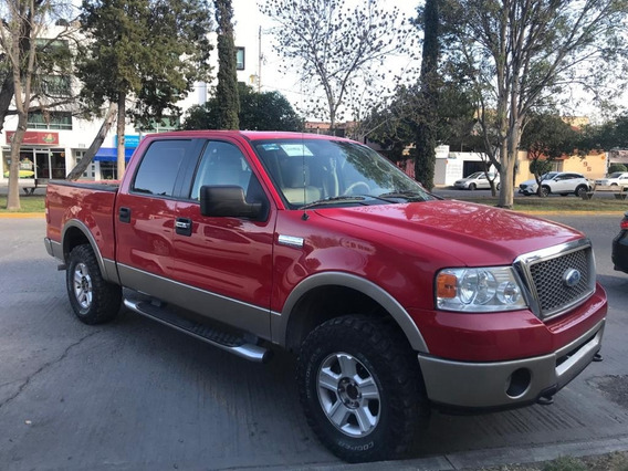Ford Lobo 5.4 Lariat Cabina Doble 4x4 Mt 2006