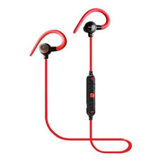 Fones De Ouvido Estéreo Bluetooth Esportes B925bl Vermelho