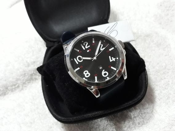 Relógio Tommy Hilfiger, Masculino - Lindo (prt)!