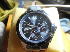 Relógio Technos Com Cronogarpho Espetacular