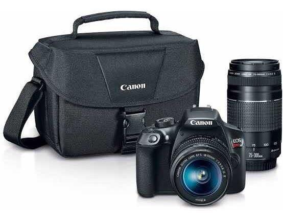 Câmera Cânon Eos T6