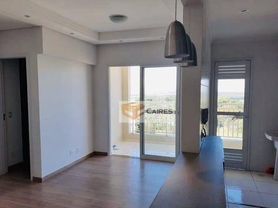 Apartamento Com 2 Dormitórios À Venda, 56 M² Por R$ 275.000,00 - Jardim Rosolém - Hortolândia/sp - Ap7489