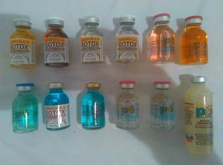 Ampollas Capilares Botox P4 De 30 Ml (surtidas)