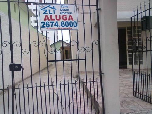 Casa Comercial À Venda, Chácara Santo Antônio (zona Leste), São Paulo - Ca2034. - Ca2034