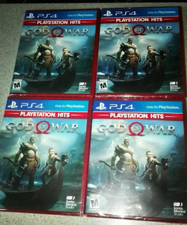 God Of War Nuevo Y Sellado Ps4