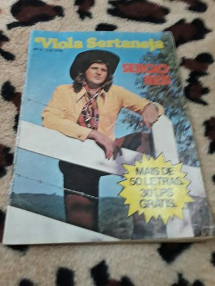 Revista Rara Viola Sertaneja, Sergio Reis