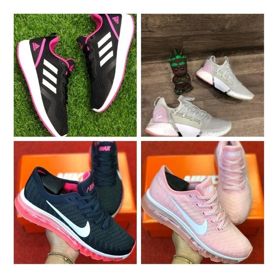 *~* Zapatos Deportivos Nike / adidas / Pumas/ Para Mujer *~*