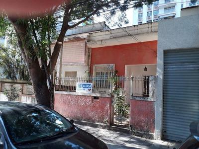 Casa Comercial Para Locação, Jardim Icaraí, Niterói. - Ca0042