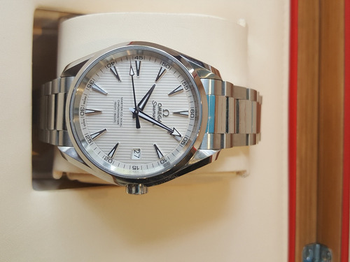 Relogio Omega Seamaster Aquaterra Master Chronometer