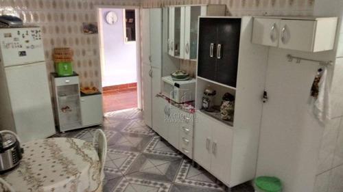 Casa Com 3 Dormitórios À Venda, 87 M² Por R$ 440.000,00 - Vila Lucinda - Santo André/sp - Ca2182