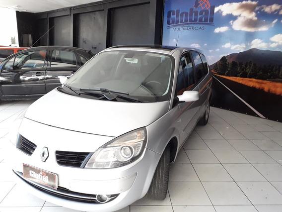 Renault Grand Scénic 2.0 Dynamique 16v Gasolina 4p