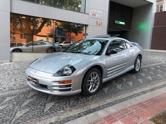 Mitsubishi Eclipse 3.0 Gt V6 24v Gasolina 2p Automático