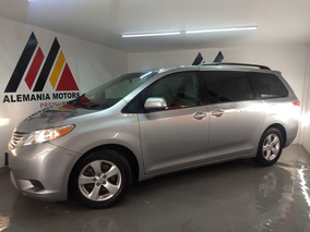 Toyota Sienna 3.5 Le At Impecable