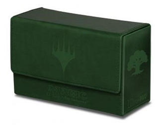 Dual Flip Box Green Mana Para Magic