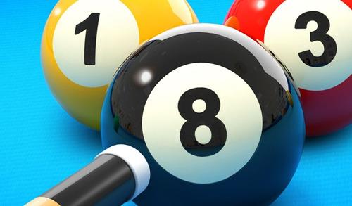 Imagen 1 de 1 de Monedas 8 Ball Pool - 1000 (1b) Millones De Monedas