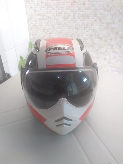 Capacete Para Motocicleta.