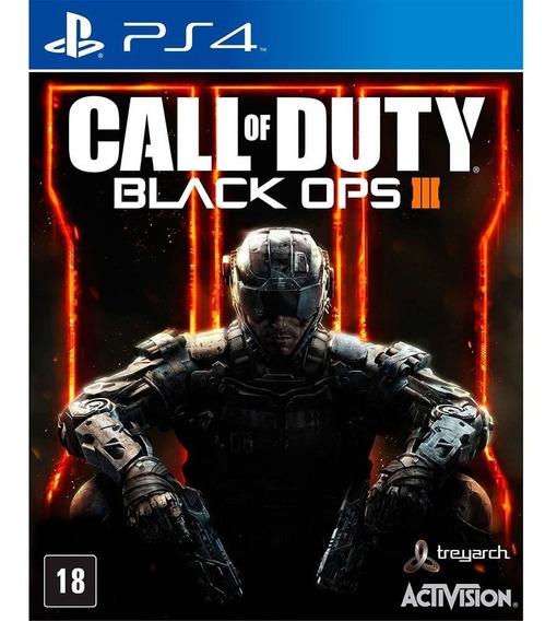 Call Of Duty Black Ops 3 Ps4 Física
