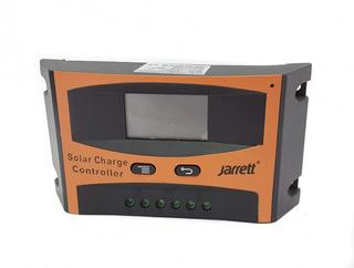 Controlador Regulador De Carga Solar Jarrett 20 Amp Pwm