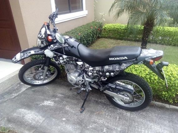 Moto Honda Xr125, Año 2013, Nueva 1.000 Kilometraje
