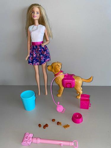 3 Bonecas Barbie Veterinária (110 Reais Cada Se Aeparadas)