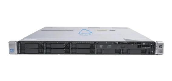 Servidor Hp Dl360p G8 2 Xeon E5-2670v2 Deca Core 128gb Ram