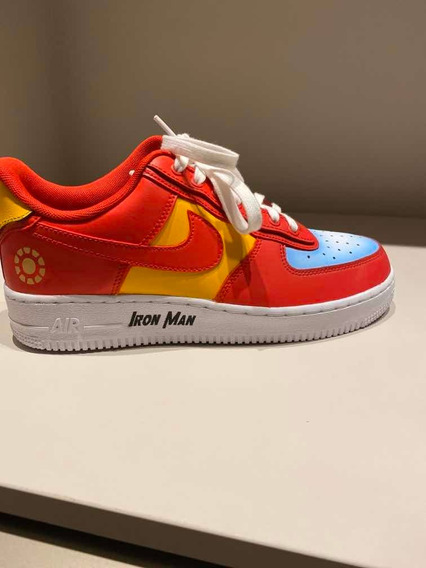 Tênis Nike Air Force One Avengers
