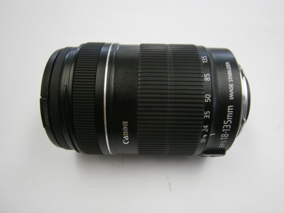 Lente Canon 18-135 Mm