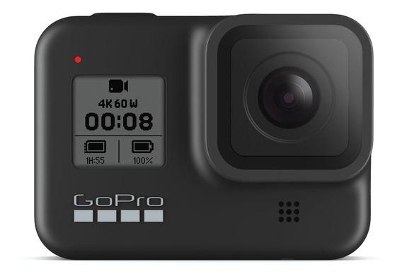 Câmera Digital Gopro Hero8 Black