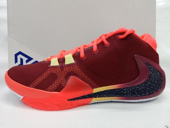 Tenis De Basquetbol Nike Zoom Freak 1 All Bros Antetokounmpo