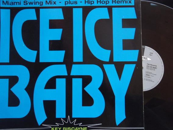 Key Biscayne - Ice Ice Baby - Acetato Germany - Vanilla Ice