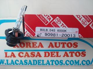 Bombillo Toyota Original Fortuner - Txl - Corolla -