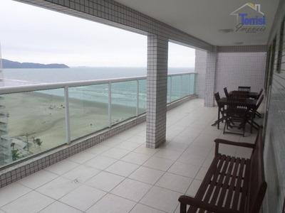 Apartamento Em Praia Grande, 02 Dormitórios Sendo 01 Suite, Lazer Completo Na Aviação Ap1241 - Ap1241