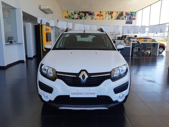 Sandero 1.6 16v Sce Flex Stepway Dynamique Manual