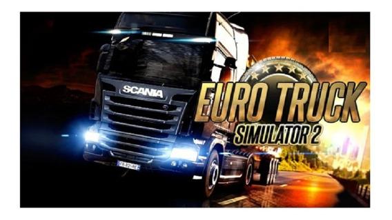 Game Top Euro Truck Simulator2 Pc Mídia Digital Frete Grátis