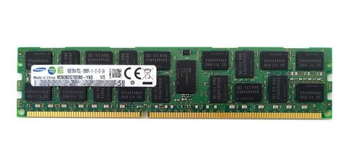 Imagem 1 de 3 de Memória 16gb Ddr3-1600mhz Ecc Rdimm Dell R420 R720 R620 T420 T620 Hp Dl560 Ml350p Dl360e Dl380e G8 Ibm Lenovo Rd540